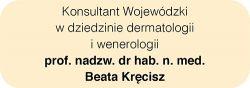 atopsoria - patronat - konsultant wojewódzki w dziedzinie dermatologii