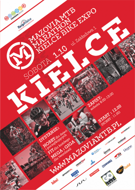 kielce bike expo 2016 maraton