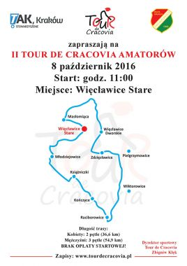 bike-expo 2016 - tour de cracovia