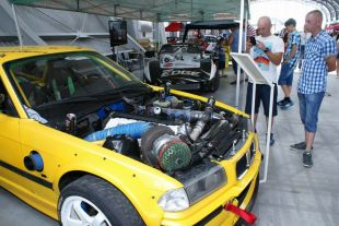 tuning & motorsport show