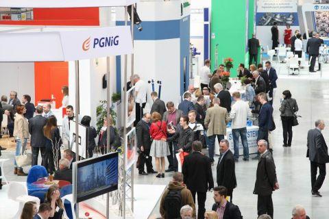Podczas VIII edycji targów EXPO-GAS, na ciekawie zaaranżowanych stoiskach, zaprezentowało się 110 wstawców z 10 krajów