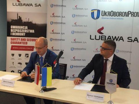 """""""Укроборонпром"""" заключил ряд стратегических договоренностей с компаниями из Польши и США - Цензор.НЕТ 4756"""