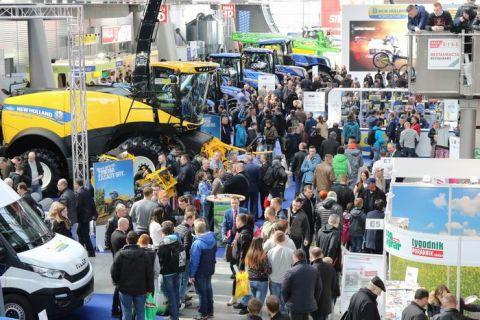 Agrotech 2016 odwiedziło 64 330 zwiedzających