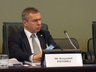 Ambasador Krzysztof Paturej, źródło: www.iccss.eu