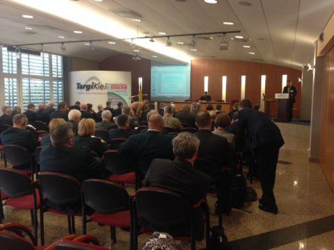 Wielu zainteresowanych zgromadziło Forum Ukraińskie podczas Chemss 2016