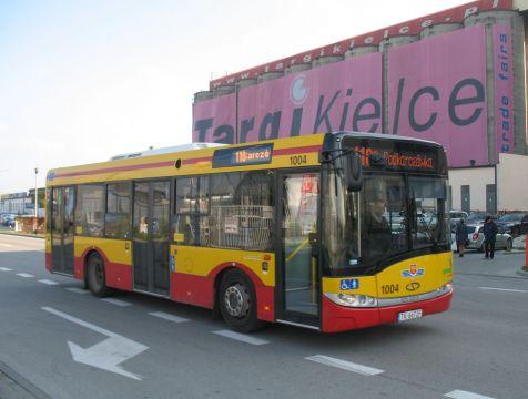 Kielecki autobus miejski, źródło: https://commons.wikimedia.org/w/index.php?curid=11767875