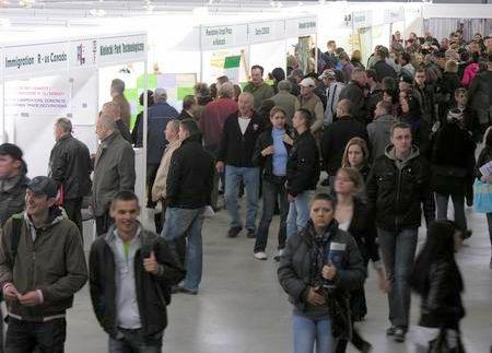 Imponująca liczba ofert pracy powinna ściągnąć rekordową ilość zwiedzających