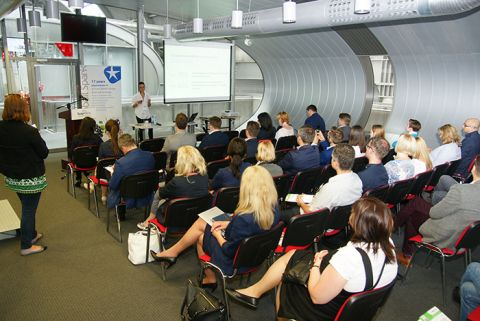 Packaging Workshops at Targi Kielce's Future Private Labels brought together 50 participants