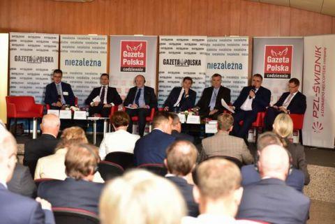 Debatę z udziałem ministra rozwoju oraz wiceszefa MON podczas MSPO 2016 zorganizowała Gazeta Polska
