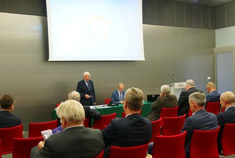 Prezesi i dyrektorzy odlewni spotkali się w Targach Kielce