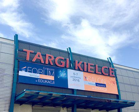I Europejskie Forum Nowych Technologii i Innowacji w Edukacji oraz Salon Technologii i Wyposażenia dla Edukacji w targach Kielce od 5 do 7 października! Zapraszamy!
