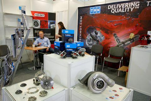 Salon dla producentów oraz firm zajmujących się naprawą turbosprężarek w 2016 roku zadebiutował w Targach Kielce