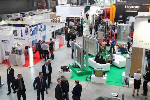 Targi EUROLIFT są jedyną imprezą branży dźwigowej w Europie Środkowo-Wschodniej