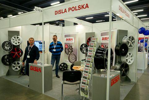 Oferta firmy DISLA podczas Targów RTE 2016