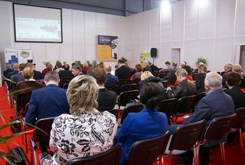 Podczas pierwszego w Polsce wydarzenia dla zarządców nieruchomości LOKUM EXPO w Targach Kielce odbyła się konferencja dedykowana spółdzielniom mieszkaniowym i ich problemom