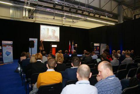 Świętokrzyskie ICT Days - the event held in Targi Kielce has been designed to integrate the ICT business insiders milieus
