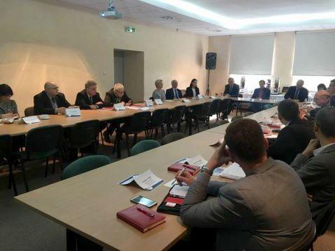 Targi AUTOSTRADA - POLSKA od lat wspierają najważniejsze instytucje sektora drogownictwa w Polsce. Spotkanie Rady Programowej jest okazją do wymiany myśli i organizacji działań mających na celu dalszy rozwój wystawy