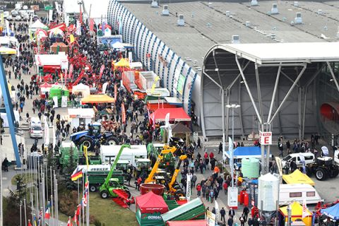 Międzynarodowe Targi Techniki Rolniczej EuroAgro odbędą się od 17 do 19 listopada we Lwowie (fot. archiwum AGROTECH)
