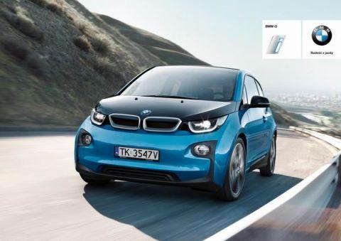 Podpis BMW i3 atrakcją targów ENEX