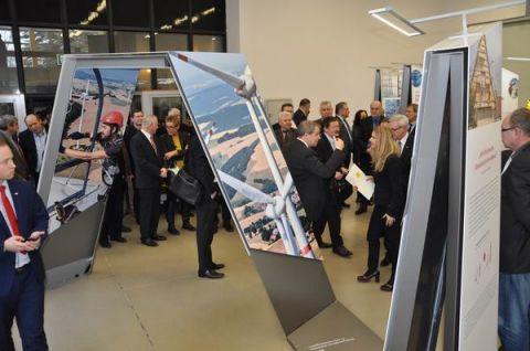 """Wystawa """"Energiewende"""" - transformacja energetyczna w Niemczech będzie dostępna w Targach Kielce przez cały marzec"""