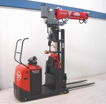 Quick-Lift Arm Truck będzie można zobaczyć na stoisku firmy ANKOTECH podczas Targów PNEUMATICON