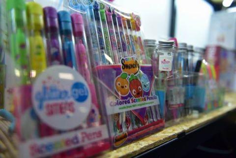 Produkty Smencils prezentowane podczas Targów KIDS' TIME są nie tylko kolorowe, ale także ekologiczne