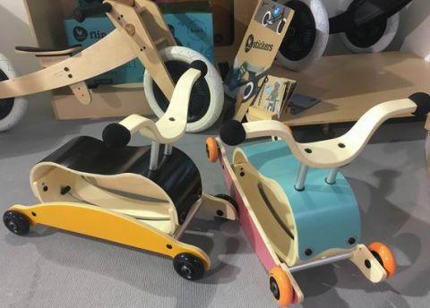 Super jeździk na kieleckich targach dziecięcych
