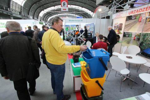 W Targach Kielce rozpoczęła sie 18. edycja Międzynarodowych Targów Ochrony Środowiska i Gospodarki Odpadami EKOTECH