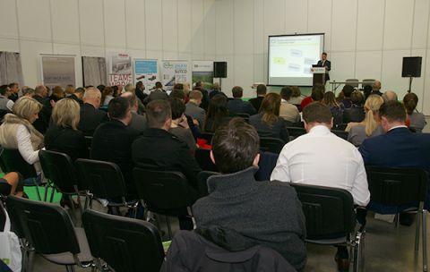 W V Forum Gospodarki Odpadami wzięło udział ponad 120 osób