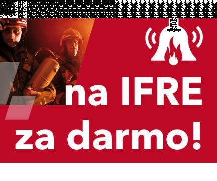Bezpłatny wstęp na targi KIELCE IFRE-EXPO 2017