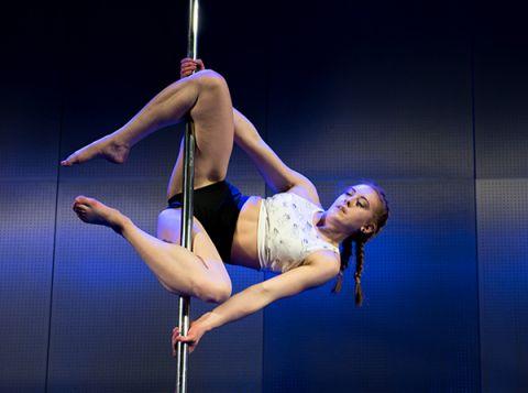 Pierwsza edycja Pole Dance Show, która odbyła się rok temu przyciągnęła uwagę wielu zwiedzających