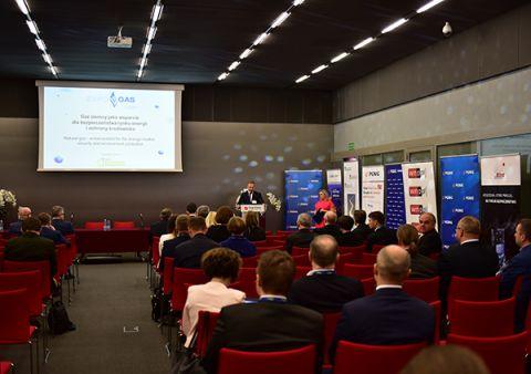 Konferencja poświęcona szerokiemu spektrum zagadnień branży gazowniczej zgromadziła w Centrum Kongresowym Targów Kielce wielu zainteresowanych
