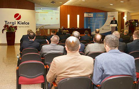 Warsztaty zorganizowane przez IGG były ważnym merytorycznie spotkaniem podczas Targów EXPO-GAS