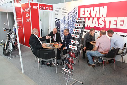 Many German companies - representatives of broadly defined foundry business-sector have exhibited at  Poland-staged METAL. Targi Kielce's METAL has recently grown and advanced to acquire the status  of one of Europe's most important industry events.
