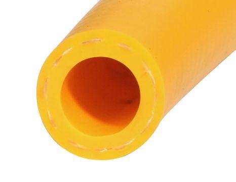 Prezentowany podczas targów Plastpol 2017 uniwersalny  wąż Soft Plus jest odporny na działanie promieni UV i warunki atmosferyczne