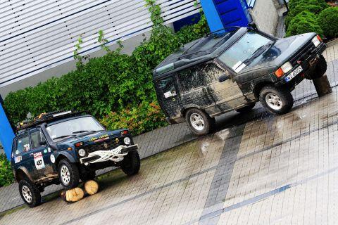 Oprócz samochodów terenowych, w Targach Kielce można podziwiać samochody sportowe, klasyki czy ponad 250 projektów tuningowanych aut