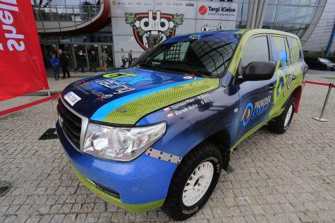 Taka Toyota na Dub IT! Tuning Festiwal