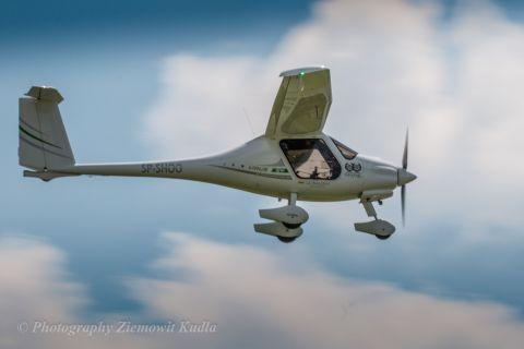Podczas Targów Lotnictwa Lekkiego będzie można zobaczyć samolot ultralekki, który zdobył nagrody przyznawane przez NASA
