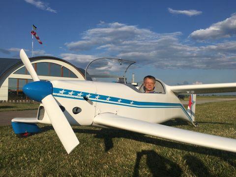 Znany kostruktor samolotów Yuriy Yakovlev będzie gościem Targów Lotnictwa Lekkiego w Targach Kielce.