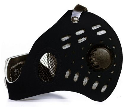 The mask comes in four sizes, different graphics and colour designs  – everyone can choose a mask to fit their unique style.
