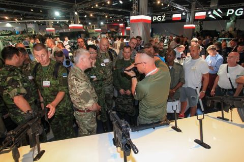 The Polish Armaments Group, just like in previous years will be the display for  the most advanced, cutting-edge Polish defence's sector's achievements.