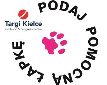 """Akcja """"Podaj Pomocną Łapkę"""" po raz trzeci w Targach Kielce"""