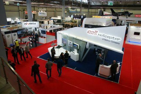 Bell Helicopter i PGZ w Targach Kielce podpisały porozumienie o współpracy.
