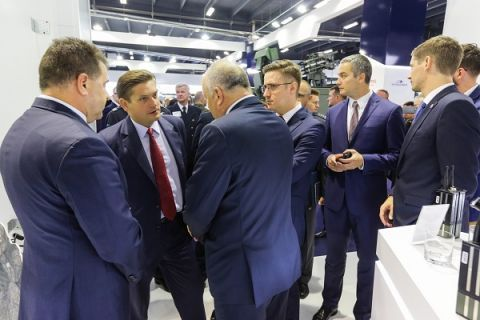 The important PGZ agreement were signed in the presence of the Secretary of State at the Ministry of National Defence Bartosz Kownacki who visits the  International Defence Industry Exhibition in Targi Kielce