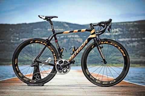 Wyjątkowy model Merida Scultura Centenario jest hołdem złożonym bogatej historii legendarnego Giro d'Italia.