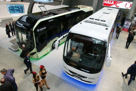 Ciekawe propozycje autobusów elektrycznych podczas TRANSEXPO 2016 zaprezentowało VOLVO