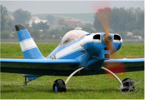 Słynna Kukułka na codzień stoi w Muzeum Lotnictwa Polskiego w Krakowie, od 7-8 października będzie można ją podziwiać w Targach Kielce na Targach Lotnictwa Lekkiego.