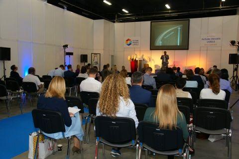 Konferencja Future Private Labels w roku ubiegłym zgromadziła w Targach Kielce 120 słuchaczy.