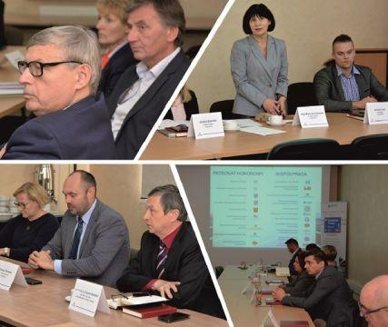 Spotkanie Rady Programowej targów Autostrada – Polska