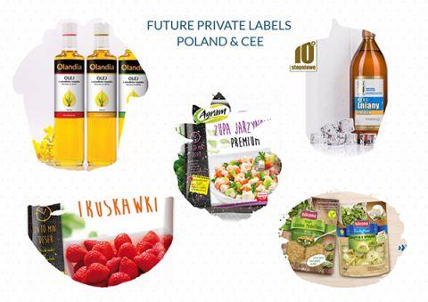 Segment spożywczy, jak co roku, będzie silnie reprezentowany na Targach Future Private Labels